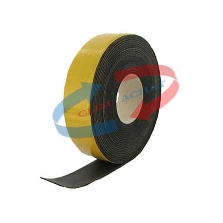 RUBAN ISOLANT NOIR (type armarflex)