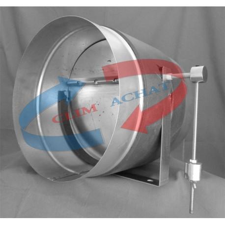 Compensateur de pression circulaire (by-pass) Ø315.