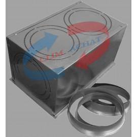 Boite à Bouche Prédécoupage Laser L600 X H600 P.280