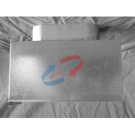 Boîte à bouche L400xH150 piq.200 o « BA 13 ».