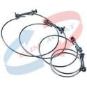 Colliers de serrage X10 Diam.080