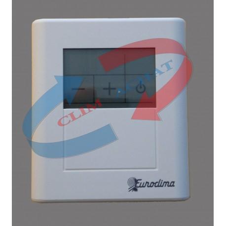 Thermostat De Zones RADIOTACTIL (EUROCLIMA)