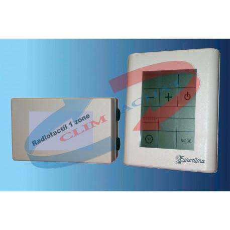 System Régulation Radiotactil 1 Zone (EUROCLIMA)